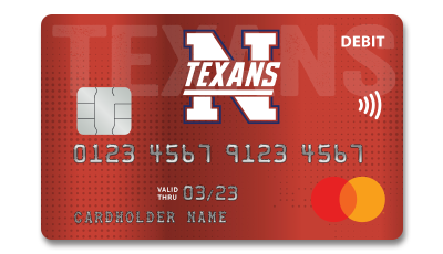 Northwest Texans Debit Card