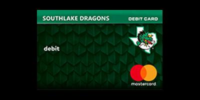 Southlake Dragons Debit Card